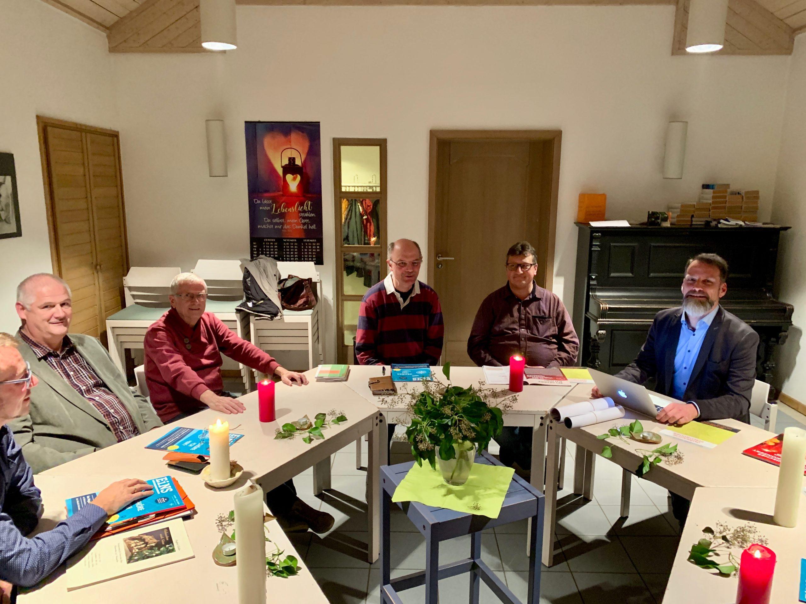 Ralf Franz, Hartmut Jahn, Joachim Bogdain, Jörg Reichmann, Steffen Eckner, Matthias Creutzberg